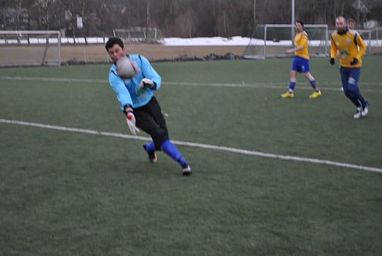trygg lade fotball senior