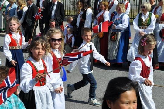 Slik blir årets historiske 17.maitog på Orkanger