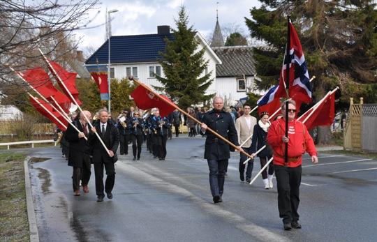 Slik var 1.mai - og sånn blir 17.mai på Orkanger